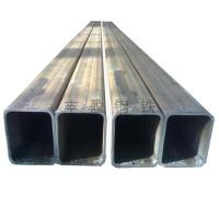现货供应欧标EN10210 国标Q235B方管矩形管 无缝镀锌方管