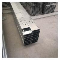 C型钢 镀锌C型钢 檩条 冲孔c型钢100*50*20*2.5规格齐全
