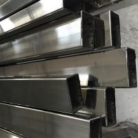 销售国标304/316L/310s不锈钢矩形管不锈钢方管尺寸可定制可加工