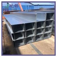 来图加工定做镀锌板天沟 天沟水槽 加工8米天沟
