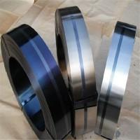 现货批发65mn弹簧钢带 淬火发蓝锰钢带 热处理弹簧钢带