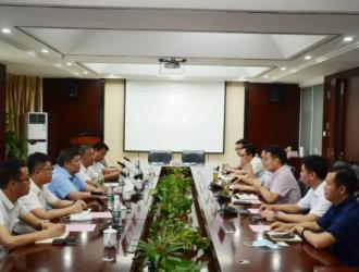 六安钢铁控股集团与安徽建工建筑材料有限公司签署战略合作协议