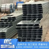厂家直销C型钢 矩形焊接方管大口径无缝方管 量大从优