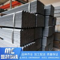 厂家现货供应等边冷热角钢型材Q235B镀锌角钢热镀锌角钢