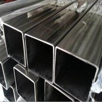 厂家直销不锈钢方管工业加工装饰不锈钢管 2Cr13不锈钢方管