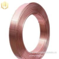 供应冷凝器专用紫铜盘管 T2紫铜盘管 小口径厚壁紫铜管 铝黄铜盘