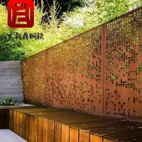 加工定制耐候钢板 景观耐候钢雕刻 激光切割 材质SPA-H 规格齐全