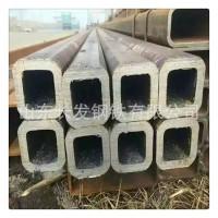 Q345C大小口径无缝方管厂非标无缝方管定做低合金薄壁方管 规格全