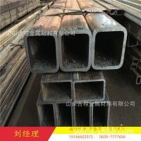 现货切割40方管,黑方管 pp方管方管 q345b镀锌方管40*40一件代发