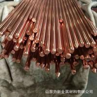 铜包钢厂家 铜覆钢棒 50x5铜覆扁钢 17.2*2.5米镀铜接地棒