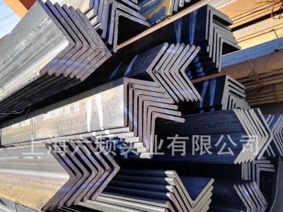现货批发 国标Q355B Q345B热轧低合金角钢 低合金角铁 非标黑角钢