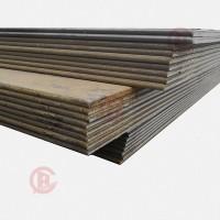 热轧普卷板Q235Ba3钢板价格开平板可剪切长度上海国标4.0鞍钢铁板