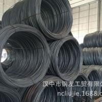 陕西汉中 龙钢盘螺 建筑钢材 货齐价优