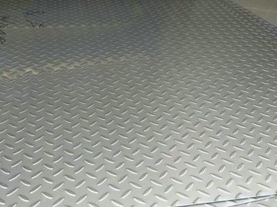 347不锈钢花纹板 347H防滑冲压花板 中厚板不锈钢卷 可定制图案