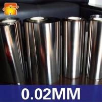 430蚀刻超薄不锈钢带 430精密超薄钢带 430发热片箔带 0.05MM