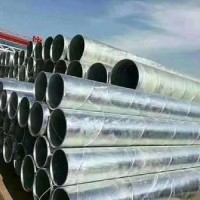 佛山厂家现货加工生产螺旋钢管 热镀锌螺旋钢管 污水专用螺旋钢管
