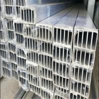 铝合金管30*20*2矩形扁通6063铝方管素材铝管
