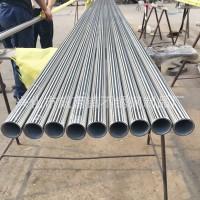 现货供应 DN400热镀锌无缝钢管 打桩用镀锌无缝钢管