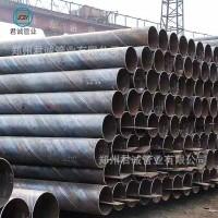 螺旋管生产厂家 规格型号对照表