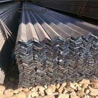 河南钢材市场Q235冷镀锌角钢优质现货批发