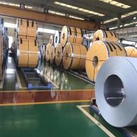 厂家直供304不锈钢卷材 拉丝不锈钢板加工 烤漆不锈钢彩涂卷板