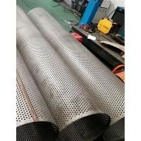 不锈钢卷圆焊接 不锈钢自动焊卷圆加工 板材卷圆定制