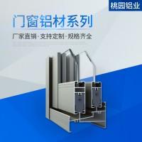 厂家供应挤压铝合金型材铝合金门窗推拉窗表面可订制工业铝型材
