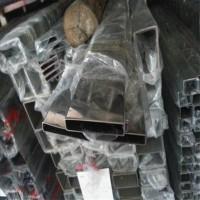 不锈钢扁管矩形管 厂家直销 焊管装饰管制品管工业管拉丝镜面现货