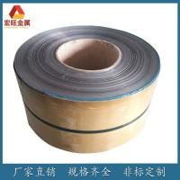 301高弹性0.0123-2.00mm精密不锈钢带304不锈钢带加工 垫片 包邮