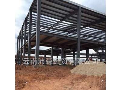云南H型钢加工制作昆明H型钢加工厂钢结构加工制作厂房H型钢批发