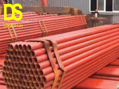 广东排山管 厂家直销建筑排栅钢管 排山钢管扣件 脚手架排山管