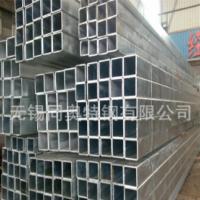 无锡供应热镀锌方管 各种规格的 建筑工地用管价格低廉