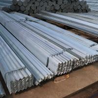 幕墙建筑等边镀锌角槽钢Q235B电力工程角钢房屋结构支架热轧角铁