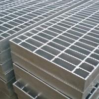 厂家直销镀锌插接钢格板走廊格栅板平台踏步用美观大方结实耐用
