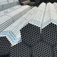 工厂直发建筑消防利达热镀锌钢管 排水 气管道输送用友发镀锌焊管