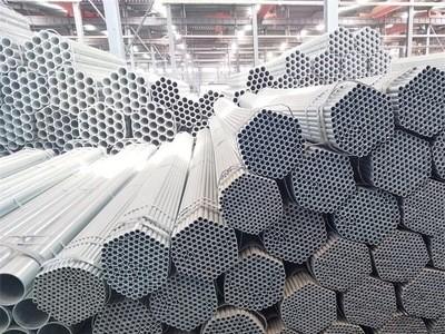 镀锌无缝管 20#消防压力水管锌层均匀厂家直销河南三门峡