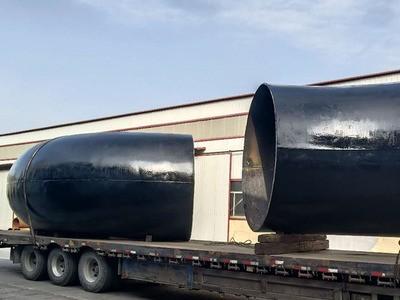 厂家供应碳钢弯头 90度45度型不锈钢无缝弯头 大口径焊接弯头