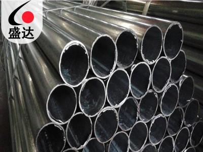 圆管 河北胜芳厂家供应批发圆管 热轧镀锌加工定制加工L焊管钢管