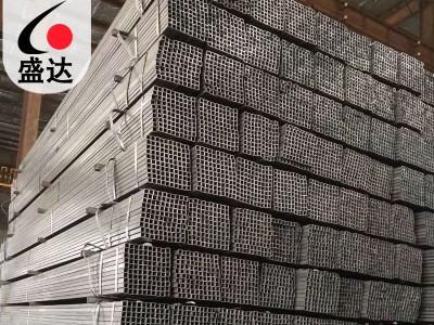 河北厂家供应加工L镀锌方矩管 家具用镀锌方矩管 可加工定做
