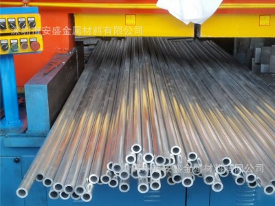 6063铝管 精抽铝管 5 6 7 8 9 10mm铝管切割氧化加工