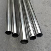 201不锈钢圆管焊管 薄壁不锈钢装饰管 现货充足 可加工