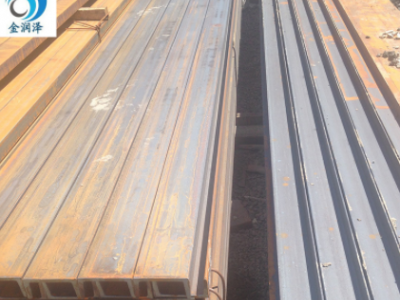供应工程用幕墙热镀锌槽钢 8# 10# 12#热浸镀锌槽钢 喷砂量