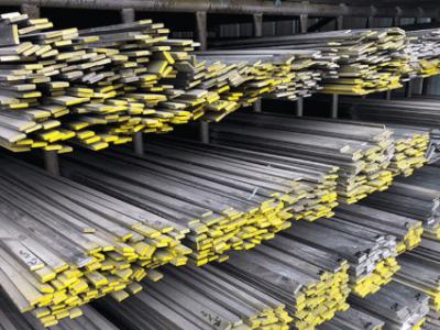 冷拉扁钢规格齐全支持定制厂家直销钢材金属材料各类冷拉扁钢