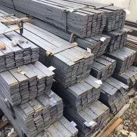 扁钢上批发热轧扁钢Q235B/345B 扁铁 扁钢加工 现货资源配送