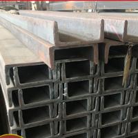 广东型材批发 镀锌槽钢 国标 Q235 槽钢10# 钢结构冷弯加工U型钢