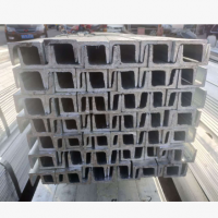 Q345B槽钢 马钢Q345B槽钢加工15CrMo热轧槽钢 根据客户要求定做