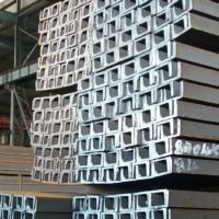现货槽钢 5#- 8#Q235B槽钢 桥梁用槽钢 欢迎订购