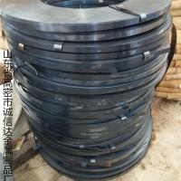 热镀锌钢带 扎带可定制 冷轧带钢 烤蓝打包带 厂家生产钢扎带