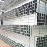 北京消防供应 镀锌方管 厚壁 镀锌方钢管40*40 喷漆定尺加工