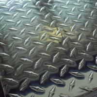 Q235B花纹板扁豆型板 压花冲花各种花型钢板 可开平分条折弯定制